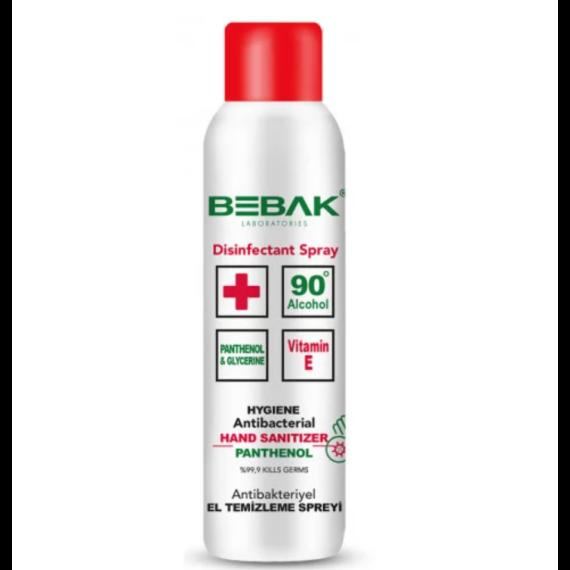Bebak kéz- és felület fertőtlenítő 150 ml